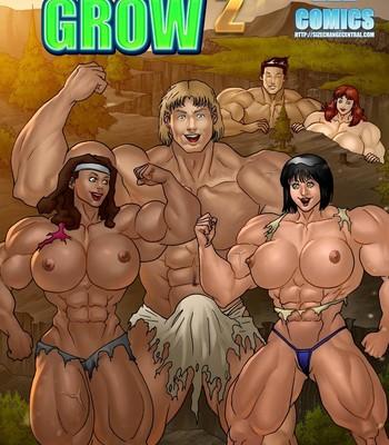 Porn Comics - Camp And Grow 2 Cartoon Comic