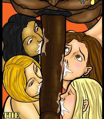 Porn Comics - The Sleepover 7 Cartoon Comic