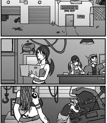 Linburger 8 - Field Work Porn Comic 002