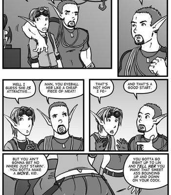 Linburger 8 - Field Work Porn Comic 021