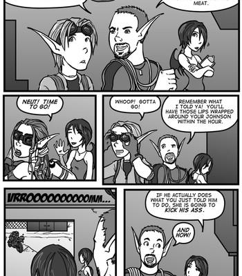 Linburger 8 - Field Work Porn Comic 023