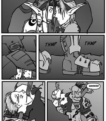 Linburger 8 - Field Work Porn Comic 037