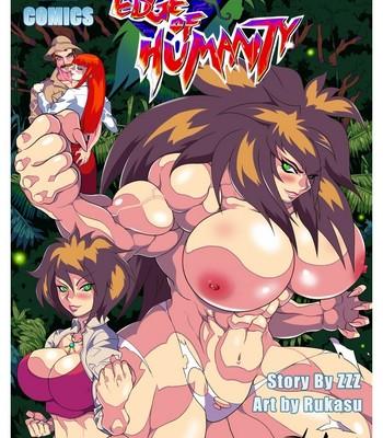 Porn Comics - Edge Of Humanity 1 Sex Comic