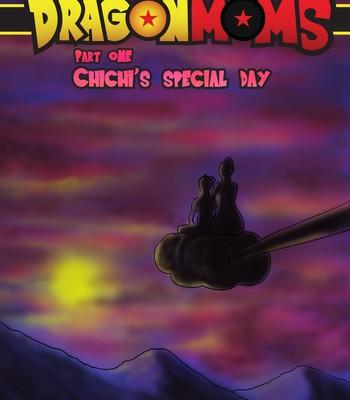 Porn Comics - Dragon Moms 1 – Chichi's Special Day Cartoon Comic