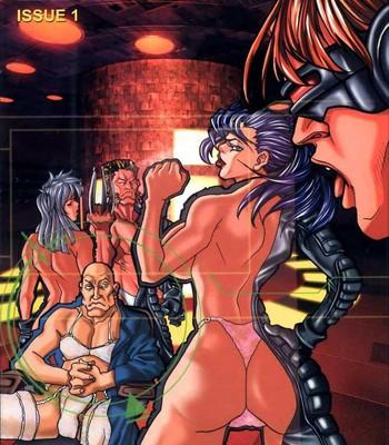 LateX-Men Porn Comic 001