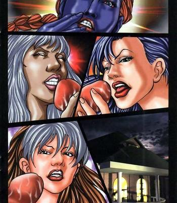 LateX-Men Porn Comic 022