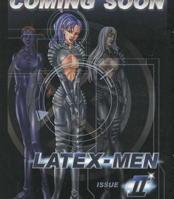 LateX-Men Porn Comic 023