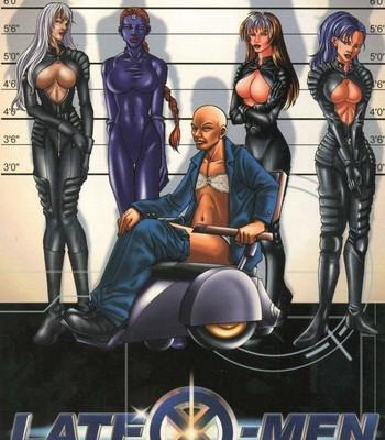 LateX-Men Porn Comic 024