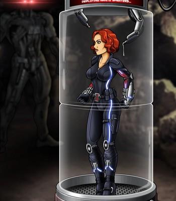 Porn Comics - Black Widow – Agent Of Ultron PornComix