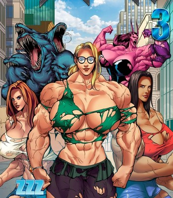 Porn Comics - Going Berserka 3 Sex Comic
