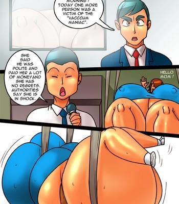 Filthy Donna 28 Porn Comic 002