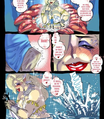 Porn Comics - Link X Great Fairy Cartoon Porn Comic