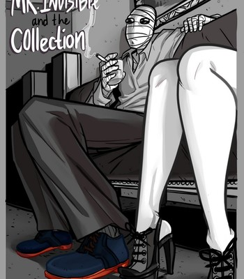 Porn Comics - Mr Invisible And The Collection Cartoon Porn Comic