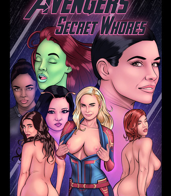 Porn Comics - Avengers Secret Whores Cartoon Porn Comic