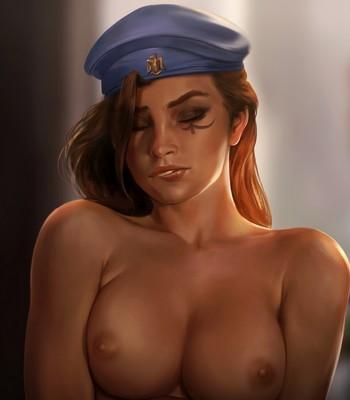 Ana - Queen Of Spades Porn Comic 014