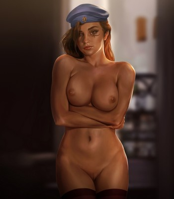 Ana - Queen Of Spades Porn Comic 017