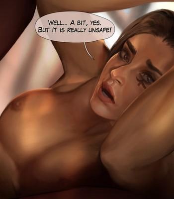 Ana - Queen Of Spades Porn Comic 043