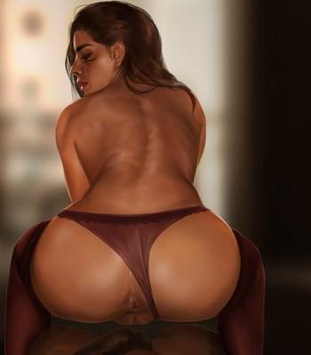 Ana - Queen Of Spades Porn Comic 071