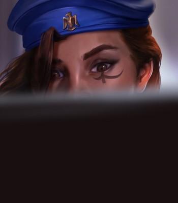 Ana - Queen Of Spades Porn Comic 089