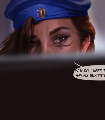 Ana - Queen Of Spades Porn Comic 093