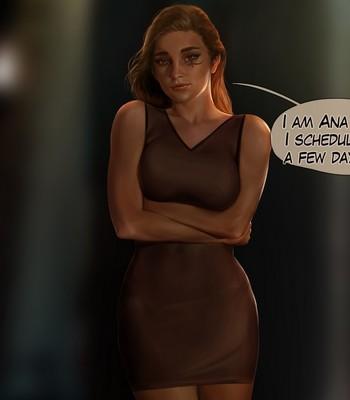 Ana - Queen Of Spades Porn Comic 111