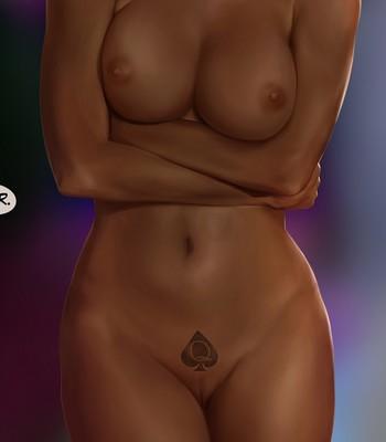 Ana - Queen Of Spades Porn Comic 134