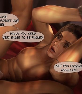 Ana - Queen Of Spades Porn Comic 145