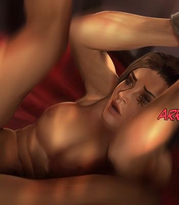 Ana - Queen Of Spades Porn Comic 148