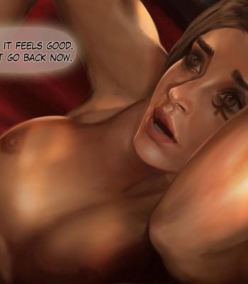 Ana - Queen Of Spades Porn Comic 151