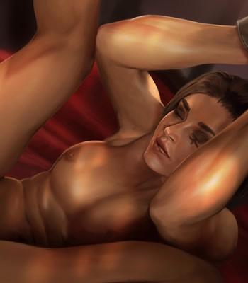 Ana - Queen Of Spades Porn Comic 154