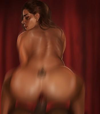 Ana - Queen Of Spades Porn Comic 173