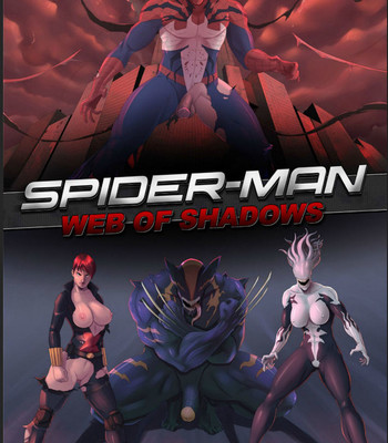 Porn Comics - Web Of Shadows Cartoon Comic