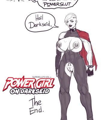 Power Girl On Darkseid Porn Comic