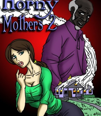 Porn Comics - Horny Mothers 2 Sex Comic