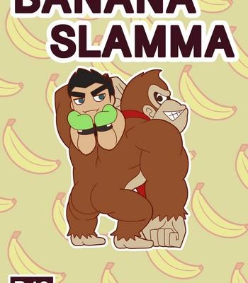 Porn Comics - Banana Slamma Sex Comic