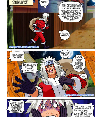 Bad Gifts Porn Comic 005