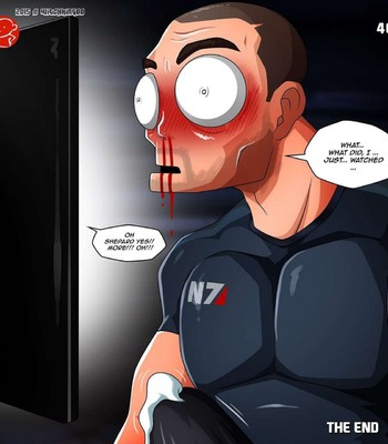 Tali vs Miranda Cartoon Comic