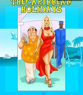 Porn Comics - The Caribbean Holidays Sex Comic