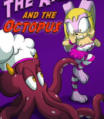 Porn Comics - The Rabbit And The Octopus Porn Comic