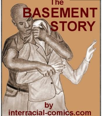 The Basement Story Porn Comic 001