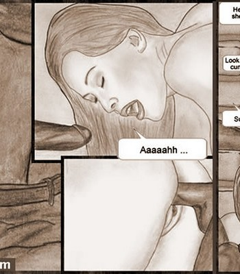 The Basement Story Porn Comic 006