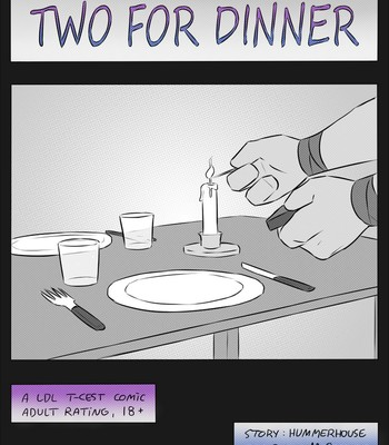 Porn Comics - Two For Dinner PornComix