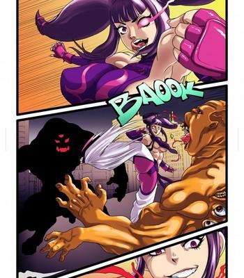 Porn Comics - Vamp Fight 2 Cartoon Porn Comic