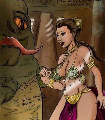 Porn Comics - The Slave Concubine Sex Comic