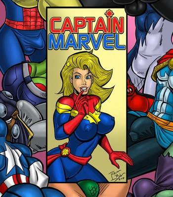 Porn Comics - Captain Marvel PornComix
