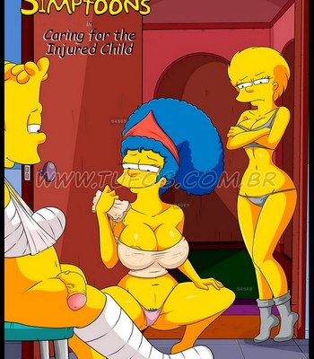 Porn Comics - The Simpsons 11 – Caring For The Injured Child Porn Comic