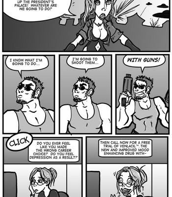 Linburger 4 - Swapping Porn Comic 002
