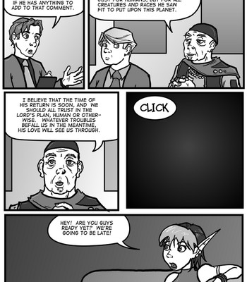 Linburger 4 - Swapping Porn Comic 005