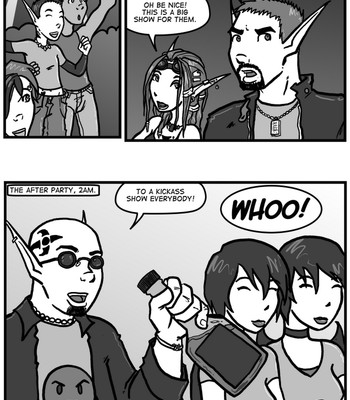 Linburger 4 - Swapping Porn Comic 010