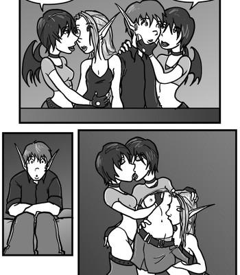 Linburger 4 - Swapping Porn Comic 014